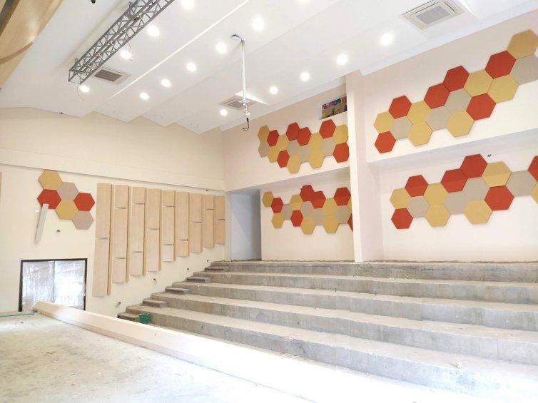 Auditorio Colegio Nuevo Gimnasio School